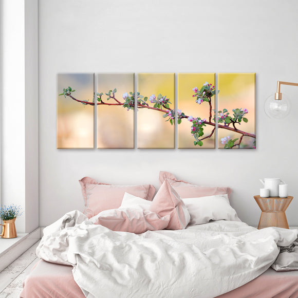 Ready2HangArt™ 'Apple Blossom' by Bartlett Hayes Canvas Art Set