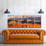 Ready2HangArt™ 'Taos Mountains' by Bartlett Hayes Canvas Art Set