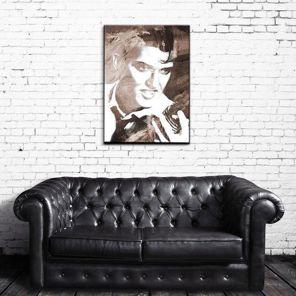 Ready2HangArt 'Elvis' Acrylic Wall Art