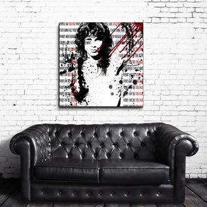 Ready2HangArt 'When You're Strange' Acrylic Wall Art