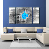 'Inkd XI' Wrapped Canvas Wall Art