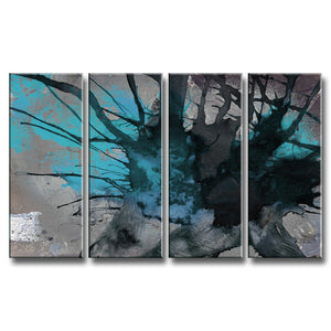 Ready2HangArt 'Inkd XIII' Canvas Art