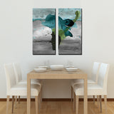 Ready2HangArt 'Inkd XV' Canvas Art