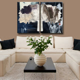 Ready2HangArt 'Inkd XXI' Canvas Art