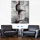 Ready2HangArt 'Inkd XXV' Canvas Art