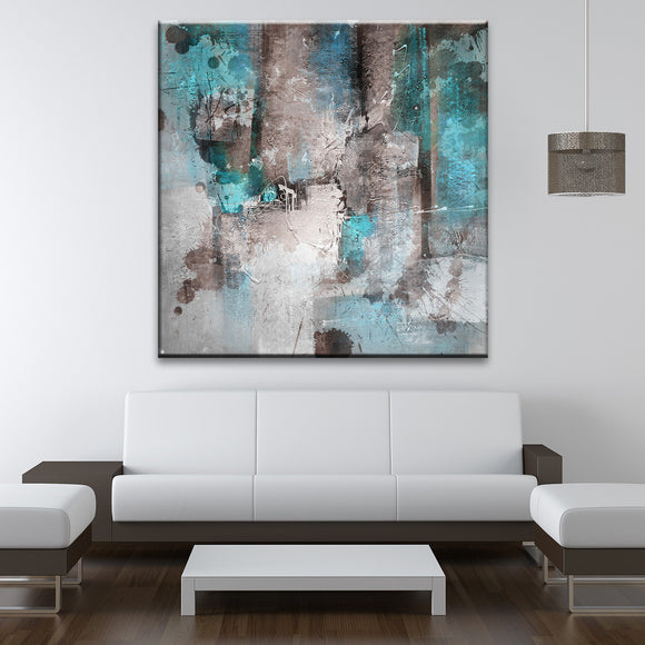 Ready2HangArt 'Inkd XXVI' Canvas Art