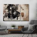 Ready2HangArt 'Inkd XXIX' Canvas Art
