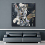 Ready2HangArt 'Inkd XXXI' Canvas Art
