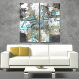 Ready2HangArt 'Inkd XXXIV' Canvas Art