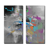 Ready2HangArt 'Inkd XXXVIII' Canvas Art