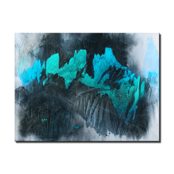 'Inkd XL' Wrapped Canvas Wall Art