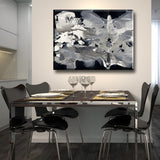 Ready2HangArt 'Inkd IX' Canvas Art