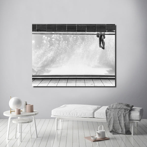 Ready2HangArt Indoor/Outdoor Wall Décor 'Bubbles' in ArtPlexi
