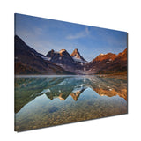 Ready2HangArt Indoor/Outdoor Wall Décor 'Magog Lake' in ArtPlexi
