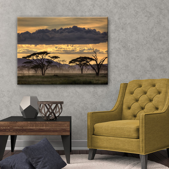 Ready2HangArt 'Good Evening Tanzania' Canvas Wall Décor