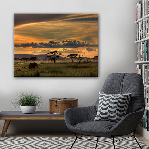 Ready2HangArt 'Africa' Canvas Wall Décor
