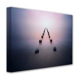 Ready2HangArt 'Alone in the Silence' Canvas Wall Décor