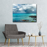Ready2HangArt 'Dark Paradise' Canvas Art Print