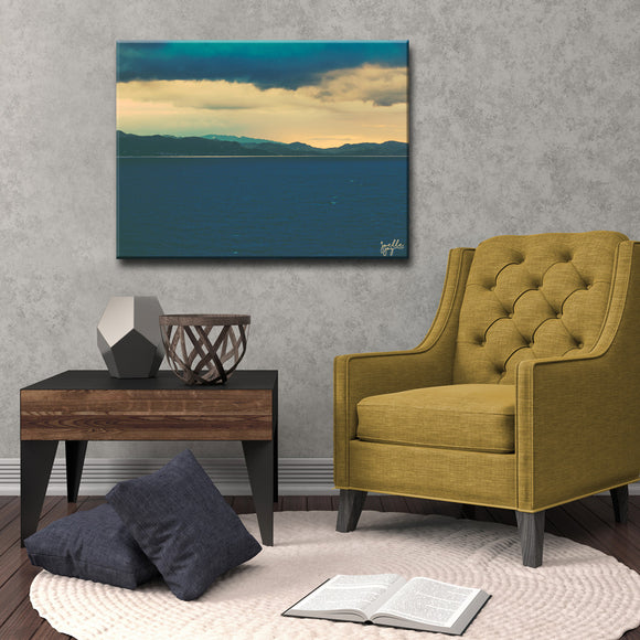 Ready2HangArt 'Out of Mind' Canvas Art Print
