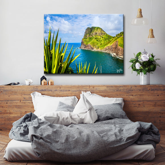 Ready2HangArt 'Point Me At The Sky' Canvas Art Print