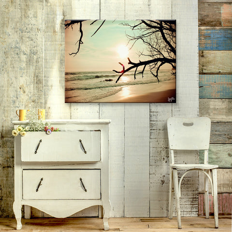 Ready2HangArt 'Wind On The Water' Canvas Art Print