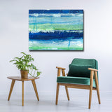 Max+E 'Tropical Deep Sea' Canvas Art Print