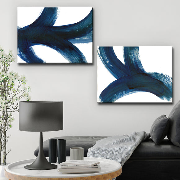 Ready2HangArt 'On the Move I/II' Wrapped Canvas Art Set by Karen Moehr