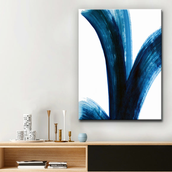 Ready2HangArt 'Free Sway I' Canvas Wall Décor by Karen Moehr