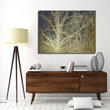 Ready2HangArt Indoor/Outdoor Wall Décor 'Antiquated Grain II' in ArtPlexi by NXN Designs