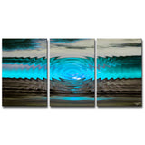 Ready2HangArt™ 'Aqueous Trance XII' by Tristan Scott Canvas Art Set