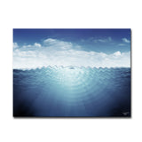 Ready2HangArt™ 'Aqueous Trance XIII' by Tristan Scott Canvas Art Set