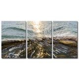 Ready2HangArt™ 'Aqueous Trance XV' by Tristan Scott Canvas Art Set