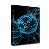 Ready2HangArt™ 'Aqueous Trance XVI' by Tristan Scott Canvas Art