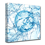 Ready2HangArt™ 'Aqueous Trance XIX' by Tristan Scott Canvas Art