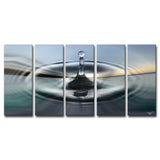 Ready2HangArt™ 'Aqueous Trance II' by Tristan Scott Canvas Art Set