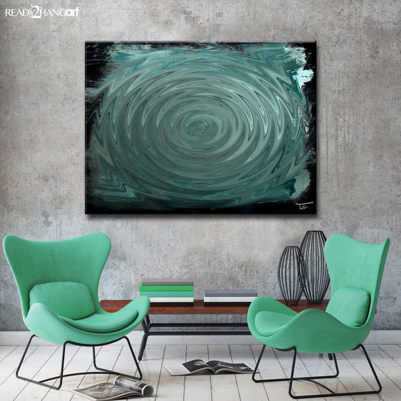 Ready2HangArt™ 'Aqueous Trance XXXI' by Tristan Scott Canvas Art