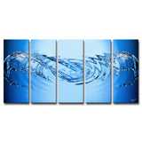 Ready2HangArt™ 'Aqueous Trance XXXI' by Tristan Scott Canvas Art Set
