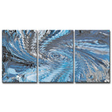 Ready2HangArt™ 'Aqueous Trance IV' by Tristan Scott Canvas Art Set