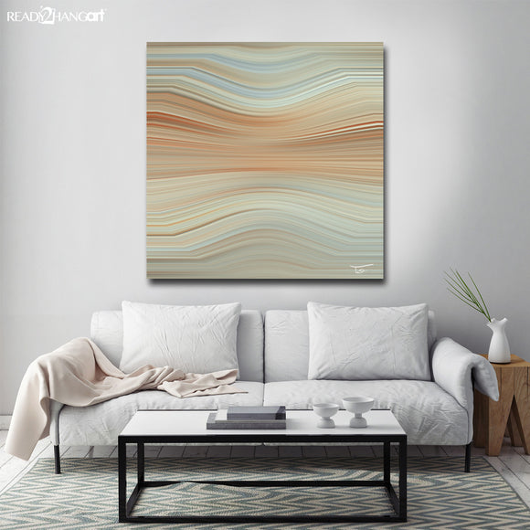 Ready2HangArt™ 'Aqueous Trance' by Tristan Scott Canvas Art
