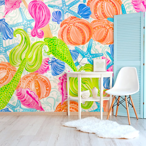 Spring Fever Wallpaper by Melissa Rinaldi