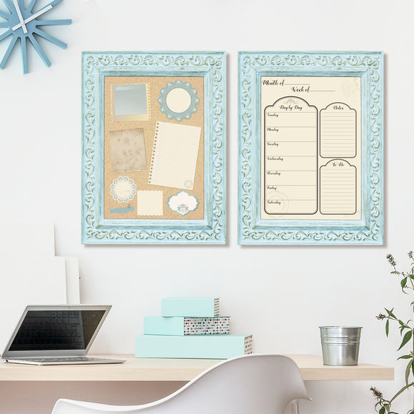 R2H Methods 'Socialite Daydream' Dry Erase Planner & Calendar Set on ArtPlexi
