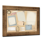 R2H Methods 'Venture' Dry Erase Memo Board on ArtPlexi