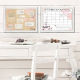 R2H Methods 'Bonjour Paris' Dry Erase Planner & Calendar Set on ArtPlexi