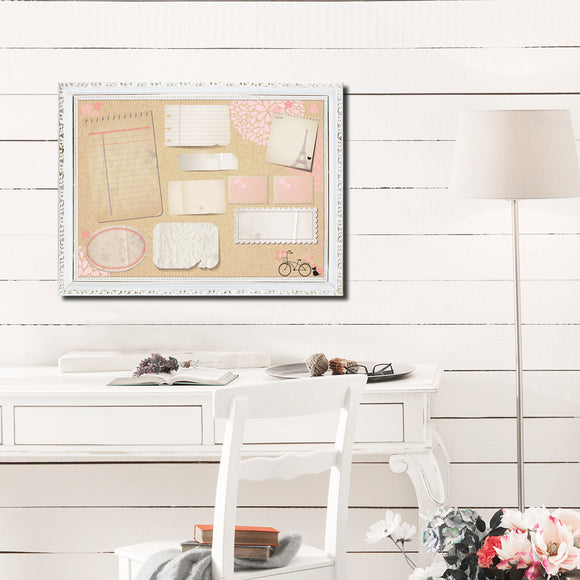 R2H Methods 'Parisian' Dry Erase Memo Board on ArtPlexi