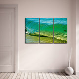 Nicola Lugo 'Surf Photography' Canvas Art 3-piece Set