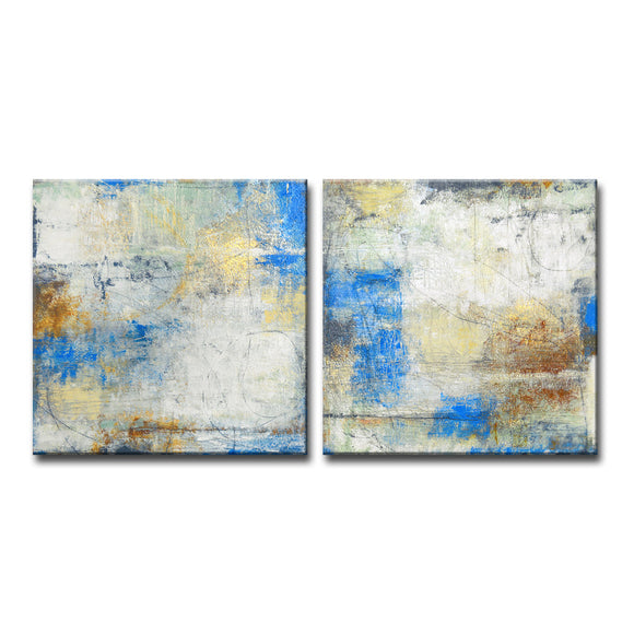 Ready2HangArt 'Harbor View I/II' by Norman Wyatt Jr. 2-PC Canvas Art Set