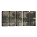 Ready2HangArt™ 'Granite Banks' by Norman Wyatt Jr. 5-pc Wrapped Canvas Art Set