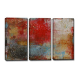 Ready2HangArt™ 'Impromptu' by Norman Wyatt Jr. 3-pc Wrapped Canvas Art Set