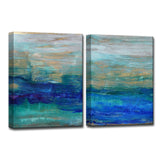 Ready2HangArt™ 'Sea Spray' by Norman Wyatt Jr. Canvas Art Set