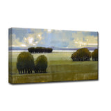 Ready2HangArt™ 'Nice Green I' by Norman Wyatt Jr. Canvas Art